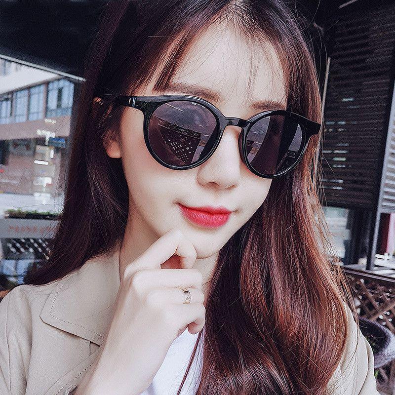New fashion sunglasses Zhang red sunglasses Retro sunglasses fashion candied sunglasses PD1701
