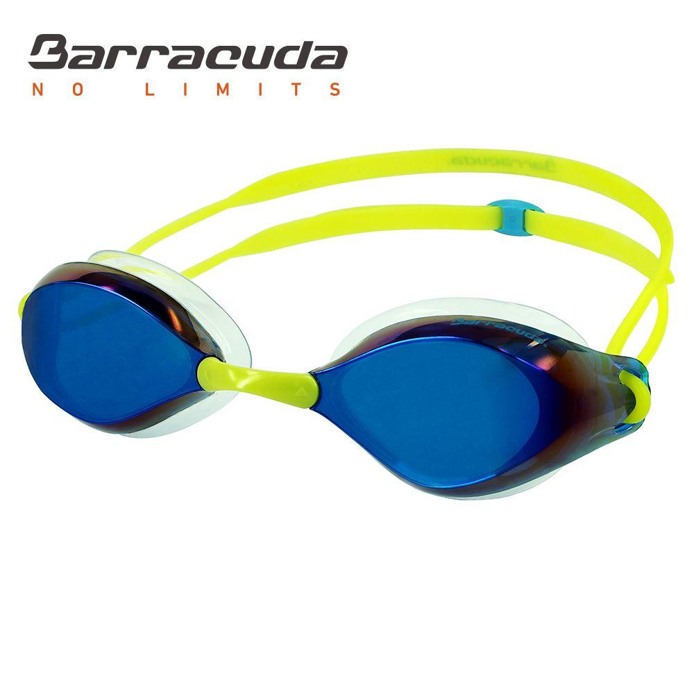 Barracuda lunettes de natation Silicone joints protection UV Anti-éblouissement compétition course pour femmes hommes #91410 lunettes