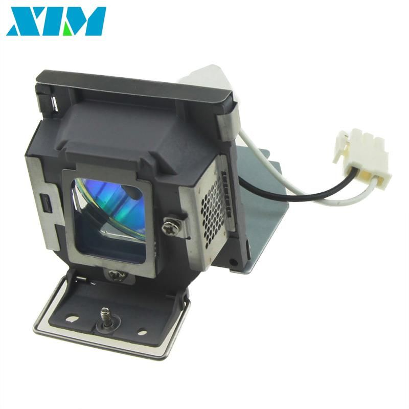 Compatible  projector lamp 5J.J0A05.001 for Benq MP515 MX501 MP515ST MP526 MP575 MP576 with housing