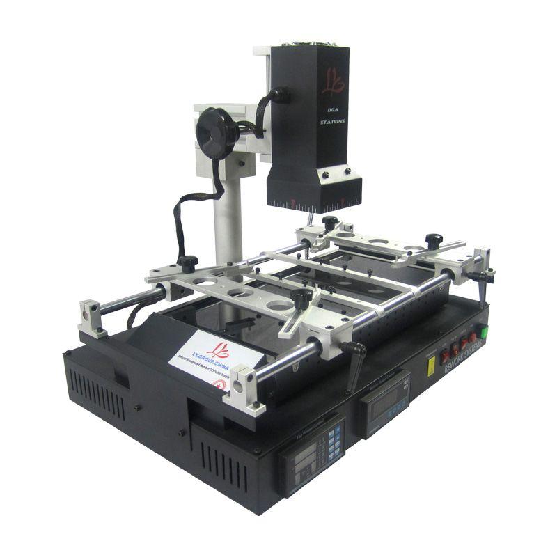 New version LY IR8500 IR BGA Rework Station reballing machine upgrated from the IR6500 V.2 and IR6000 V.3