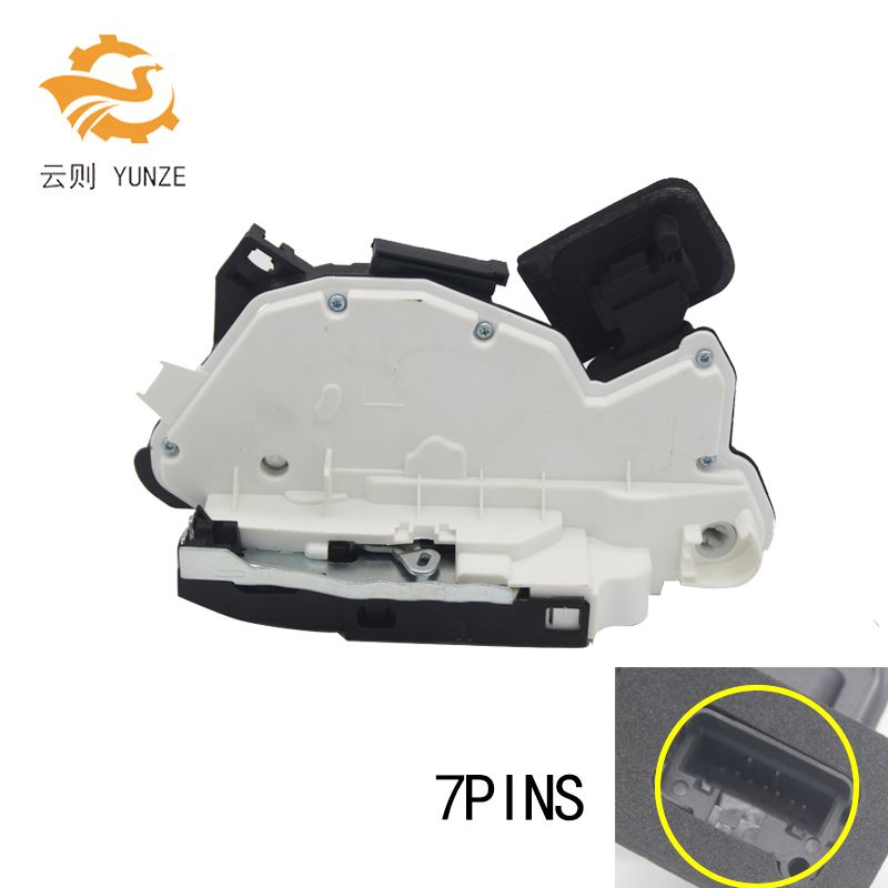 5K1 837 015B 6RD 837 015 FRONT LEFT DRIVER SIDE CENTRAL DOOR LOCK ACTUATOR FOR GOLF 6 VI JETTA POLO BEETLE CADDY SHARA PASSAT