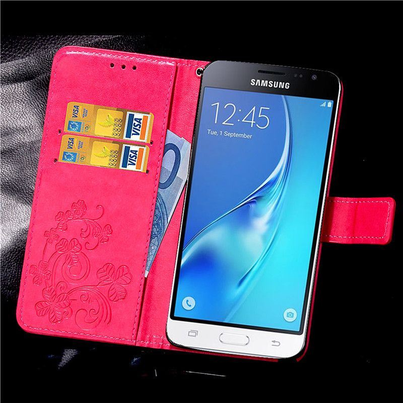 Ретро кошелек кожаный чехол для Samsung Galaxy J1 J2 J3 J5 J7 2016 J4 J6 J8 2018 флип чехол J105 J120 J320 J510 J710 Coque крышка