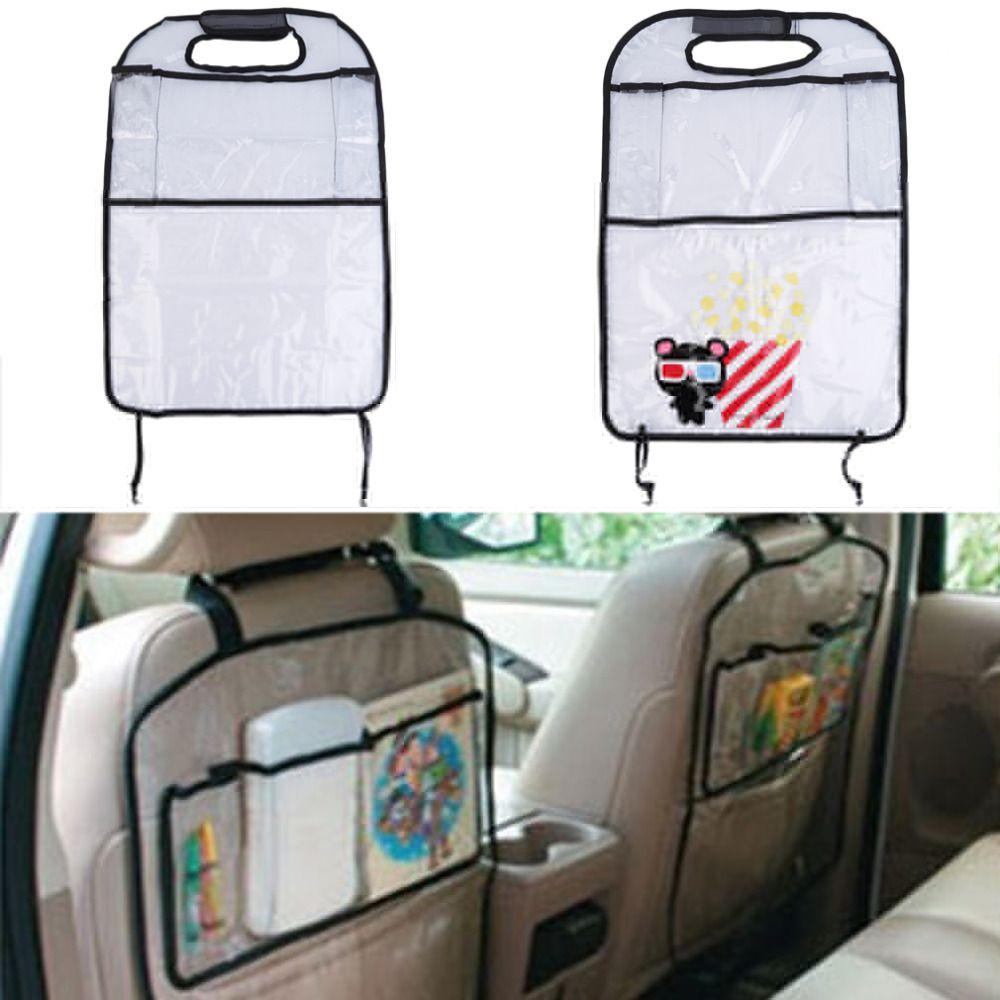 New design Car Seat Back Hanging Foldable Organizer Multi-Pocket Holder Storage Bag Hot Selling
