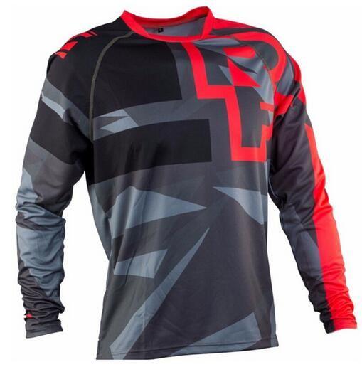 2018 hors route ATV course T-Shirt 2017 AM RF vélo vélo vélo descente Jersey moto maillot motocross vtt DH MX Ropa D