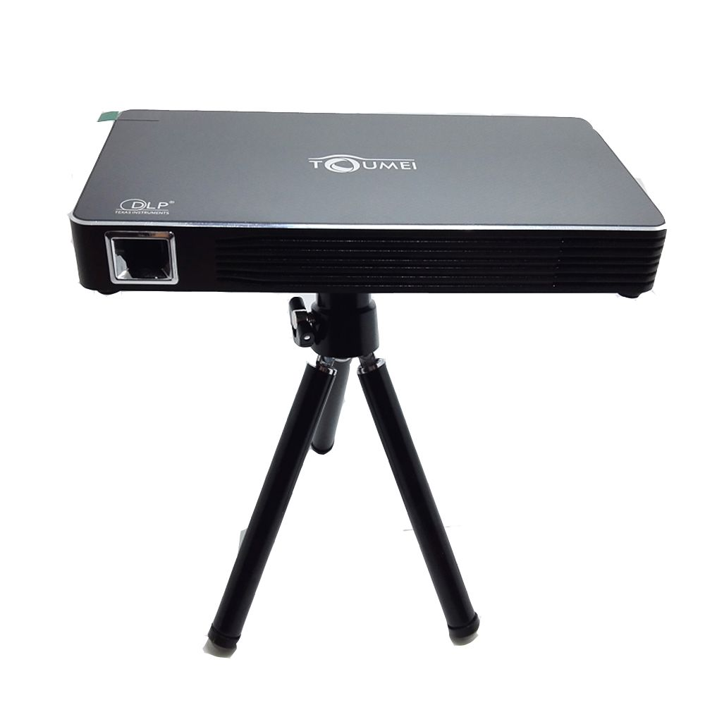 TOUMEI C800i Mini Projector Led Proyector Mini Projetor Android 4.4 1080P WiFi Bluetooth RK3128 Quad Core Cortex-A7