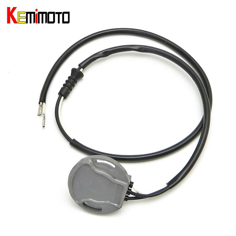 KEMiMOTO Trim Sender Sensor Sending Unit for SX-M DP-S DP-SM Drive 3849411 3855535 3863007 3849413