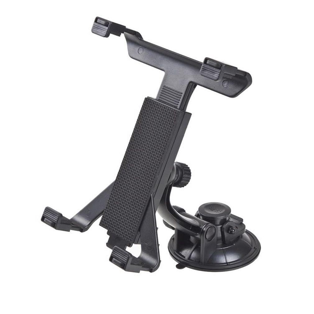 Neue Universal-PC GPS Auto Windschutzscheibe Rücksitz Kopfstütze Tischbefestigung Tablet Halter Für iPad 2/3/4/5 Tablet Ständer Schwarz Großhandel
