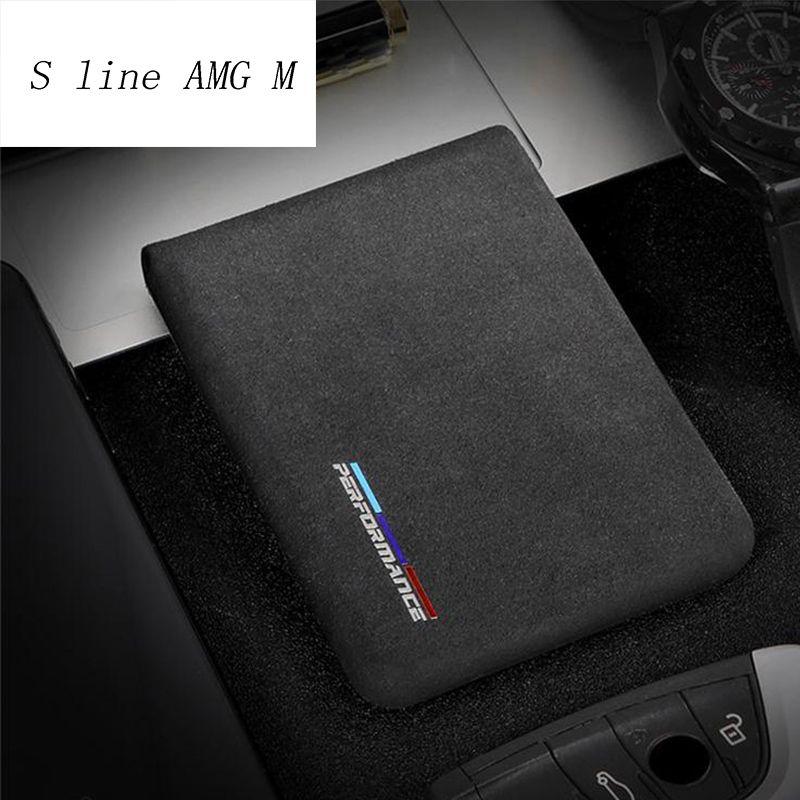Car Styling Auto Bag Card Package Driver License Stickers For BMW 5/6/7 Series F10 F20 F30 GT F07 X3 f25 X4 f26 X5X6 E70 E71 F15