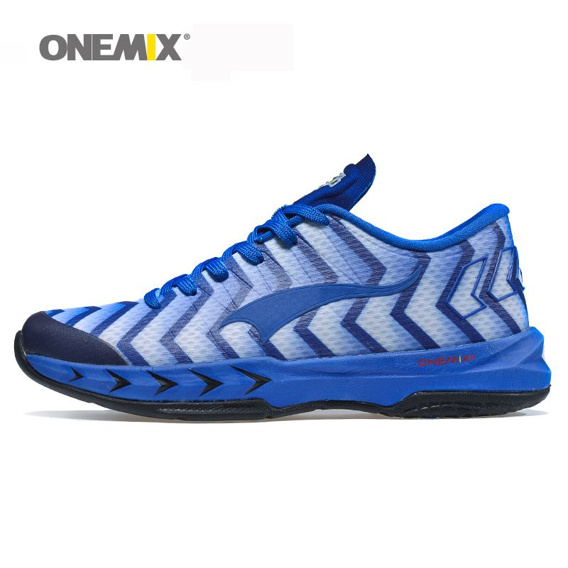 Onemix men's breathable basketball shoes athletic sport shoes man sneakers trainers comfortable sneakers for outdoor sports