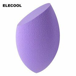 ELECOOL 5 Color Soft Makeup Sponge Blender Foundation Puff Flawless Powder Smooth Beauty BB Cream Makeup Tool