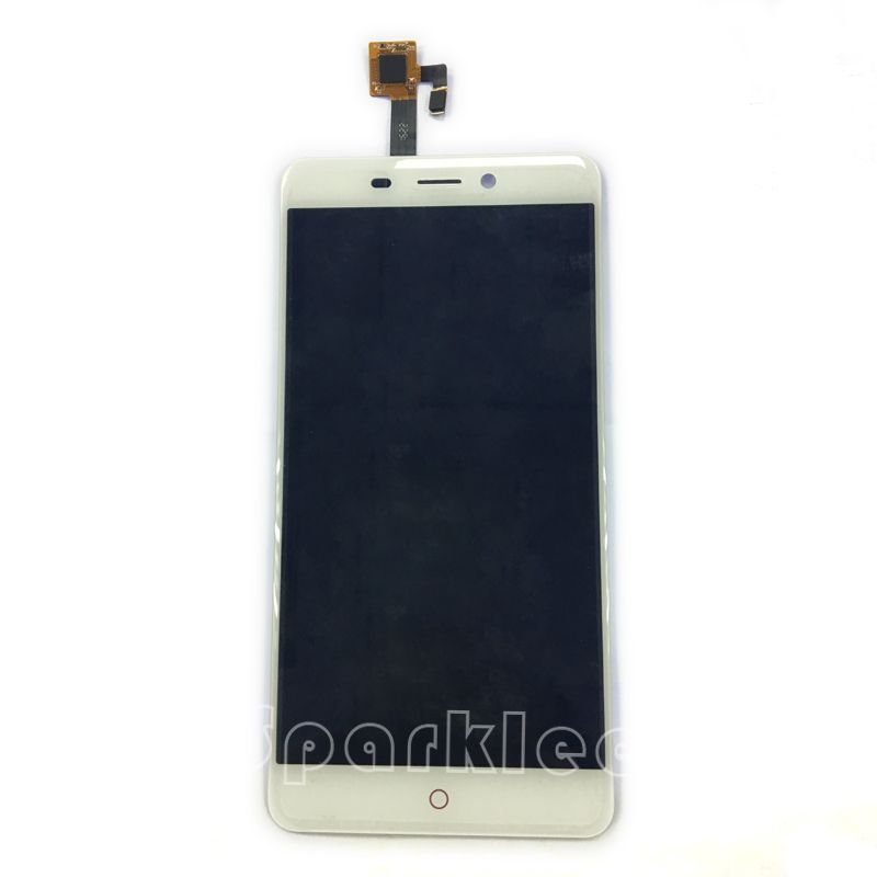 Black&White LCD screen For Nubia N1 NX541J LCD Display Module Touch Screen Digitizer Assembly Repair Mobile Phone Parts
