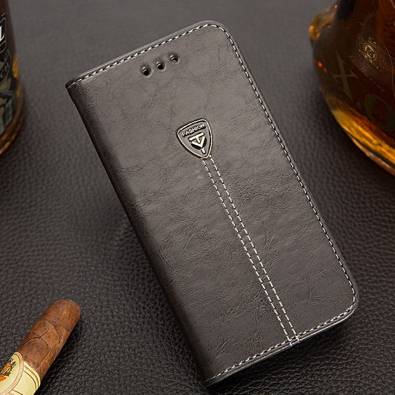 Leather Case for Samsung Galaxy Note 3 4 5 8 S9/S9Plus S8/S8Plus S7/S7Edge S6/S6Edge/S6edge+ S5 S4 S3 Flip Leather case Coque