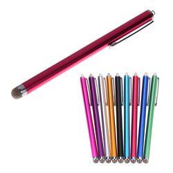 Univers металлическая сетка Micro волокно стилусы Совет сенсорный экран мини ручка для iPhone/ipad/samsung/смартфон/Планшеты PC компьютер