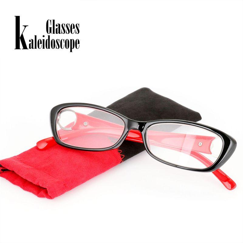 Kaleidoscope Glasses 2018 Fashion Ladies Reading Glasses High- Presbyopic Glasses Frame Resin Lens Female Reading for Men Women
