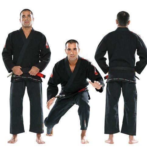 A1-A4 Brasilien Brasilianische KORAL marke Jiu Jitsu Judo Gi Bjj kung fu uniform kleidung sets Schwarz Blau Weiß Professionelle kleidung