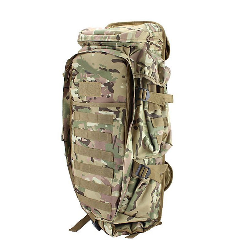 Military USMC Army Tactical Molle Hiking Hunting Camping Rifle Backpack Bag Climbing Bags Ourdoor Travel Back <font><b>pack</b></font>