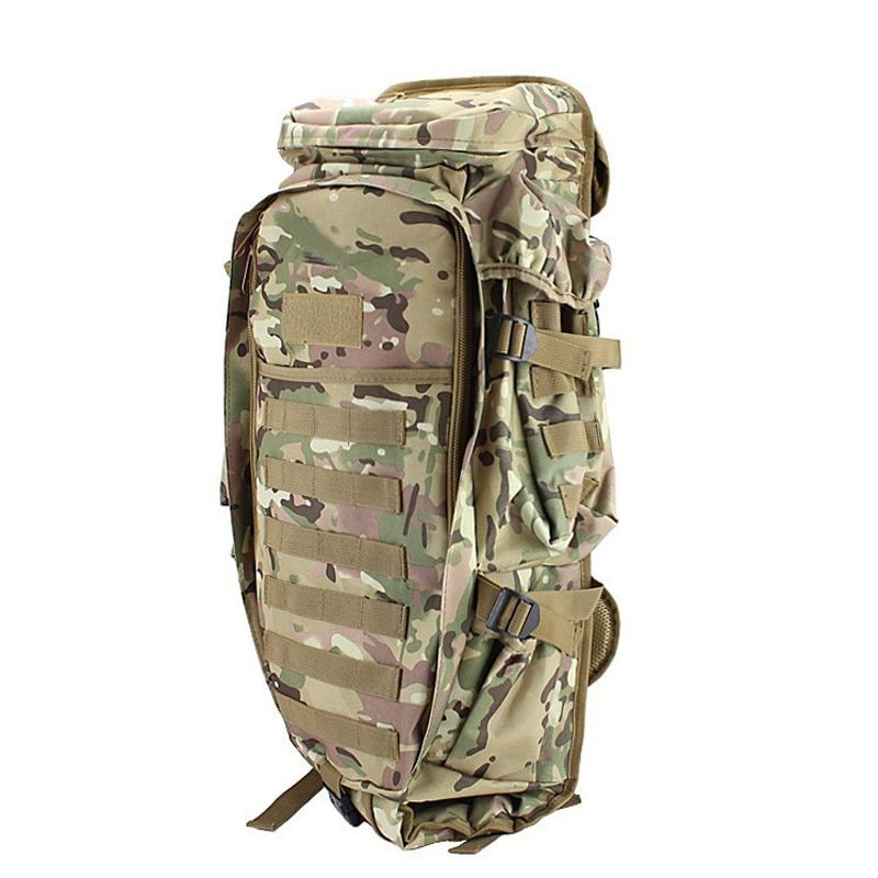 Military USMC Army Tactical Molle Hiking Hunting <font><b>Camping</b></font> Rifle Backpack Bag Climbing Bags Ourdoor Travel Back pack