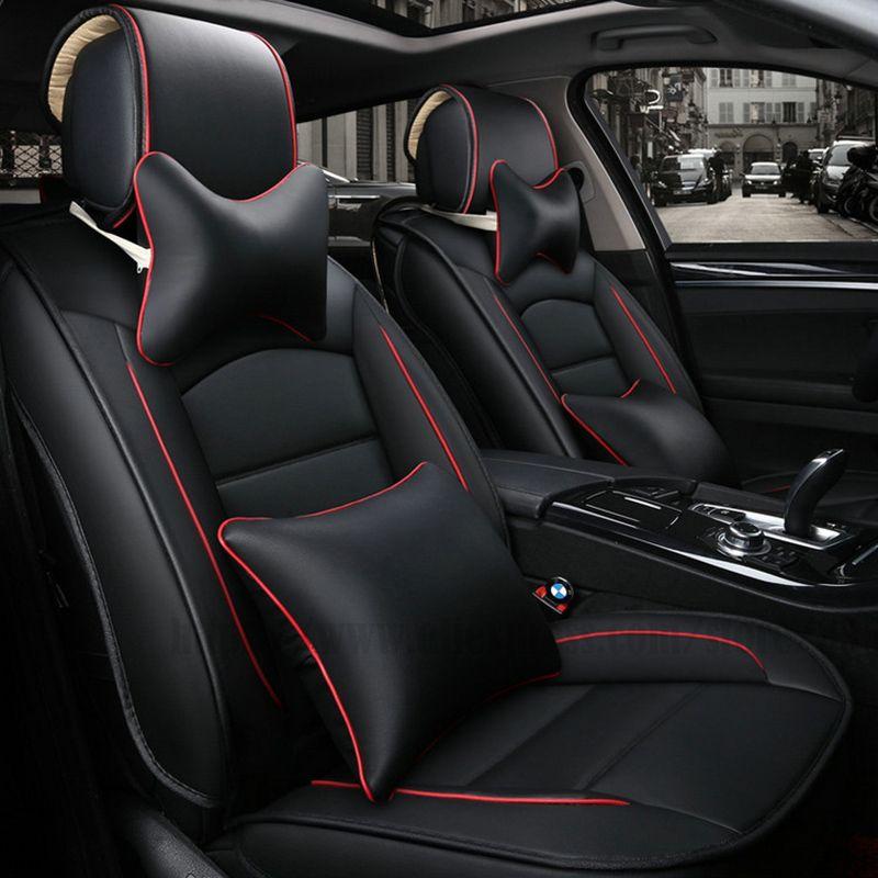 Universal auto sitzbezüge für ford ranger ford focus 2 fusion mk2 mondeo mk4 mk3 kuga auto zubehör Auto sitz protector