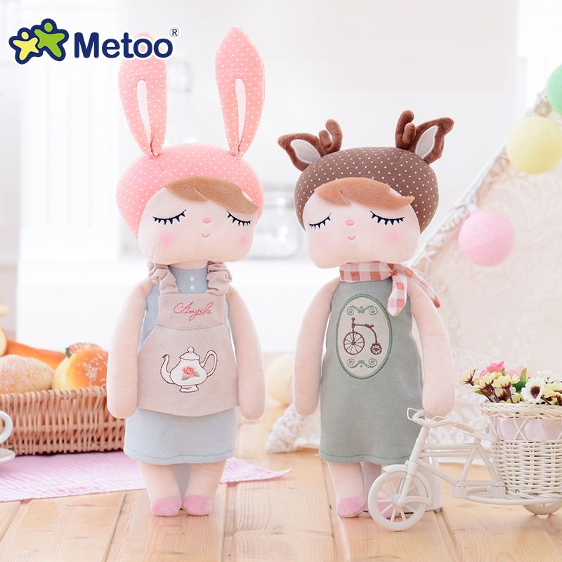 Newest Retro angela kawaii stuffed plush toys for children kids girls soft rabbit dolls delicate companion gift 100% Metoo