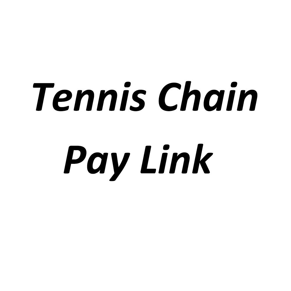 UWIN Custom Tennis Rhinestone Chain