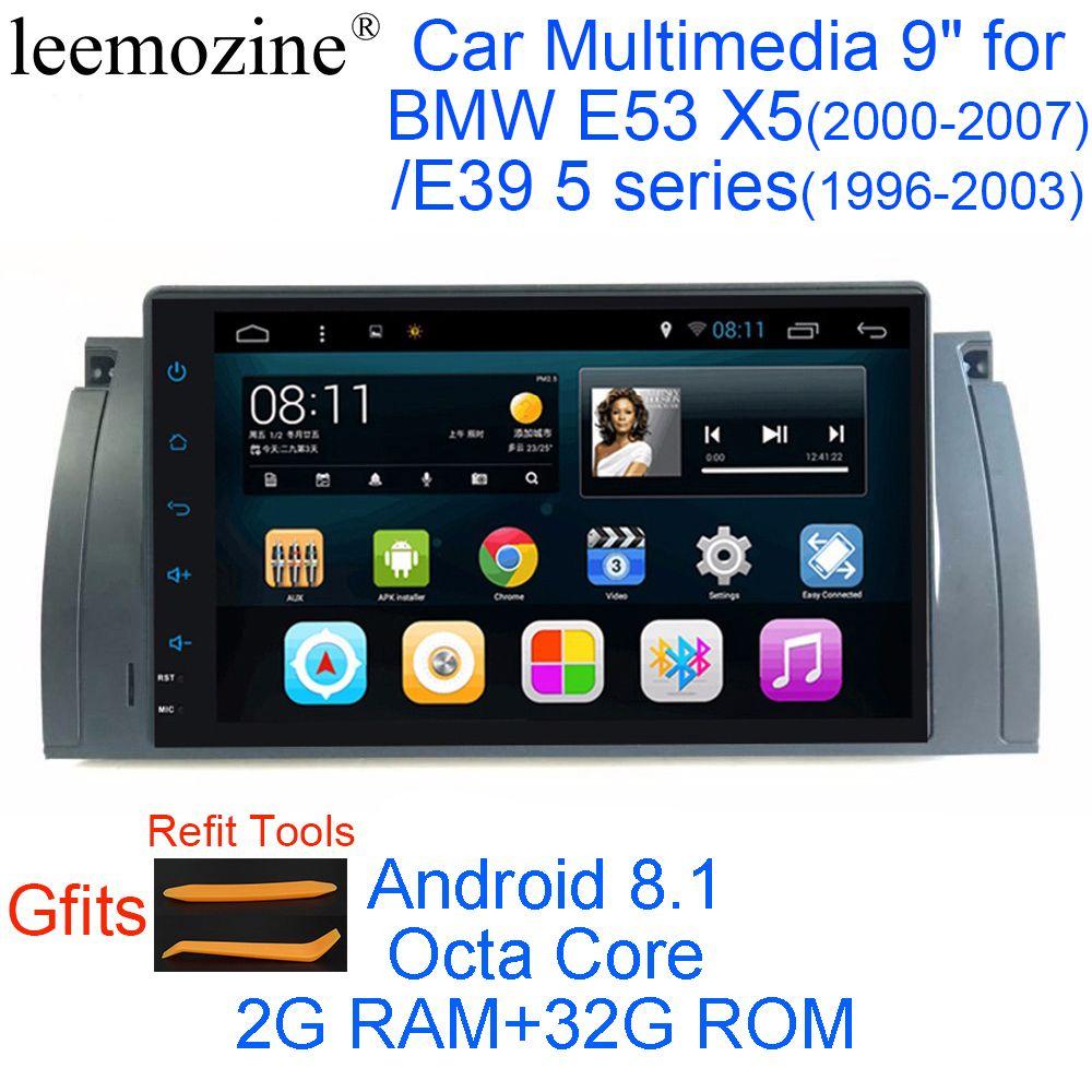 Android 8.1 Octa Core 4G RAM 64G ROM GPS Navi 9