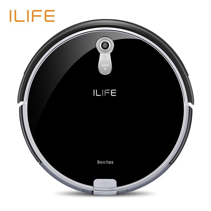 ILife нового продукта A8 роботизированной Пылесосы для автомобиля с Камера навигации