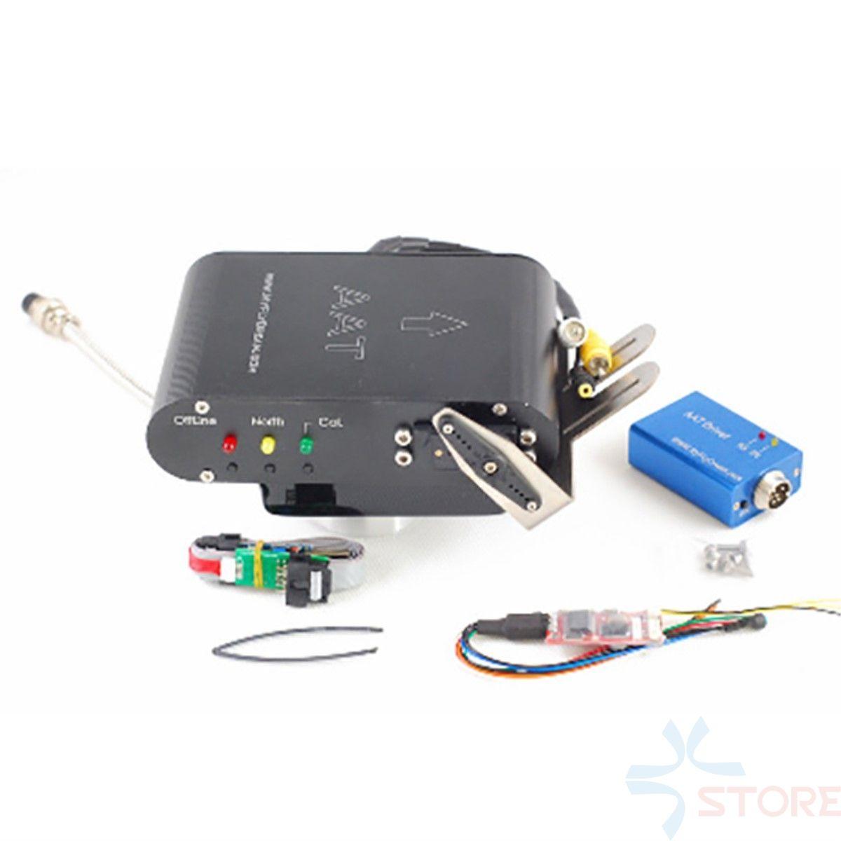 MyFlyDream V5.1 Latest Version MFD 6CH 12CH Automatic Antenna Tracker (AAT) FPV System-Standard Combo