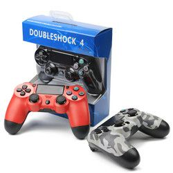 Wired Game controller for PS4 Controller for Sony Playstation 4 for DualShock Vibration Joystick Gamepads for Play Station 4