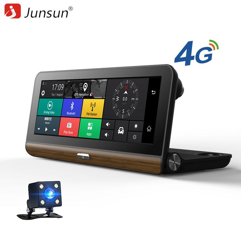 Junsun E31 Car DVR Camera 4G Supported plus 7.80