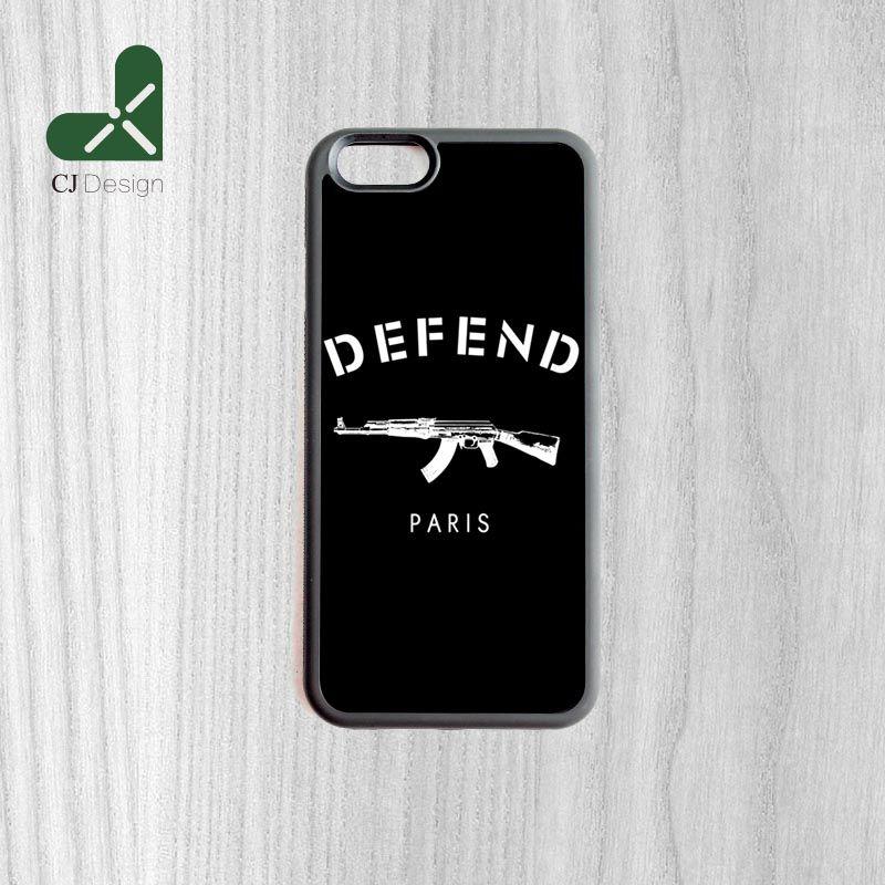 Neue Berserker VERTEIDIGEN PARIS AK47 mode ursprüngliche Durable TPU Material zell telefon fall-abdeckung für iphone 6 6 s Und 6 6 s Plus