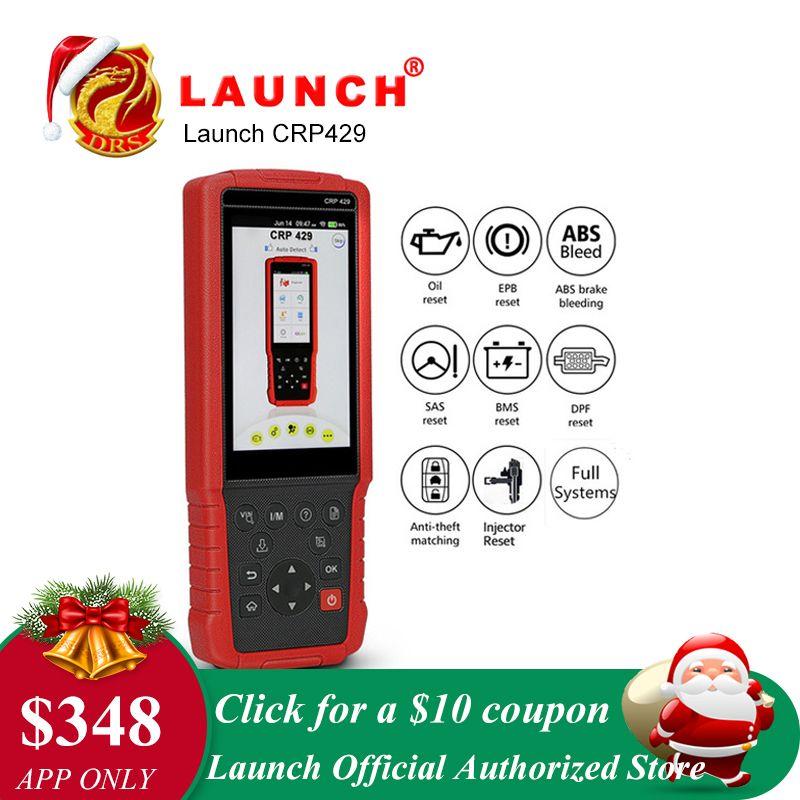 STARTEN X431 CRP429 OBDII Diagnose-Tool Alle System OBD2 Scanner Automotive Werkzeuge Auto Code Reader Scan Werkzeuge PK Starten crp429c