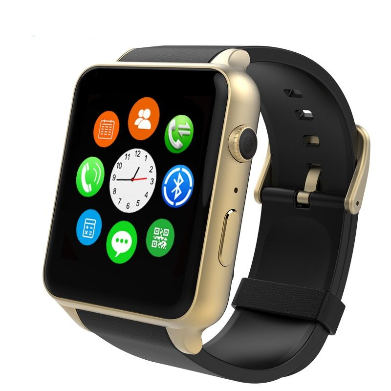 GSM SIM Card Bluetooth Sports Smart Watch GT88 with Heart Rate Monitor NFC Smartwatch Camera for Android iOS