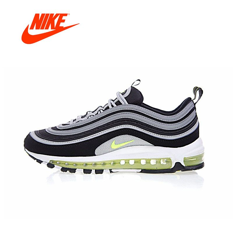 Original New Arrival Authentic Nike Air Max 97 Mens Running Shoes Sneakers Outdoor Walking Jogging Sneakers Comfortable
