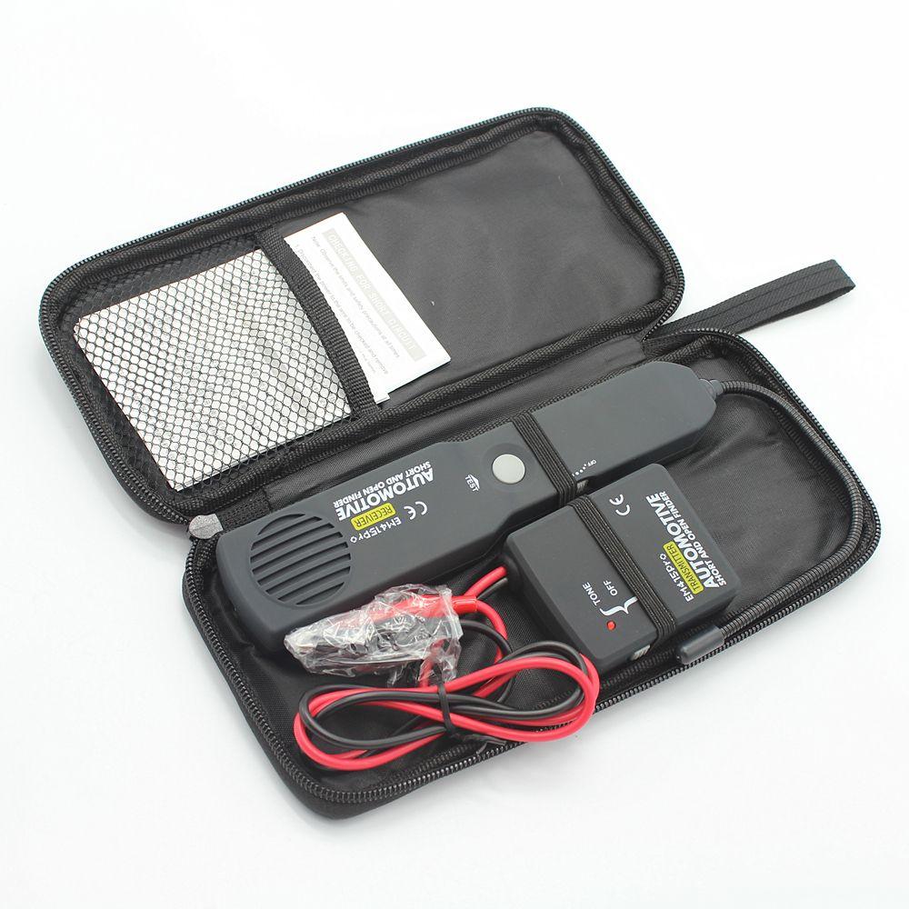 Universal-Automotive Kabel Draht Tracker Kurze & Leerlauf Finder Tester Auto Fahrzeug Reparatur Ton Tracer 6-42 V DC Werkzeug EM415PRO