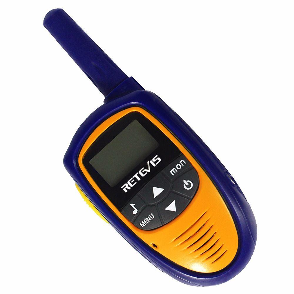 1 pcs Kids Walkie Talkie Toy Mini 8/22CH 0.5W UHF 446.00625-446.09375Mhz FRS/GMRS VOX LCD Display for Children Radio J9112M