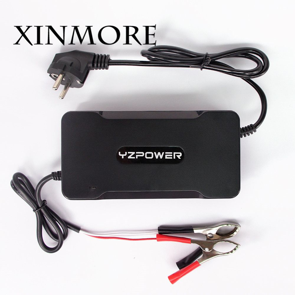 XINMORE Li-Ion Charger 84V 2.5A 2A 1A Batteies Chargeur Pile For 72V Car Battery Charger Electric Bicycle Power Electric Tool