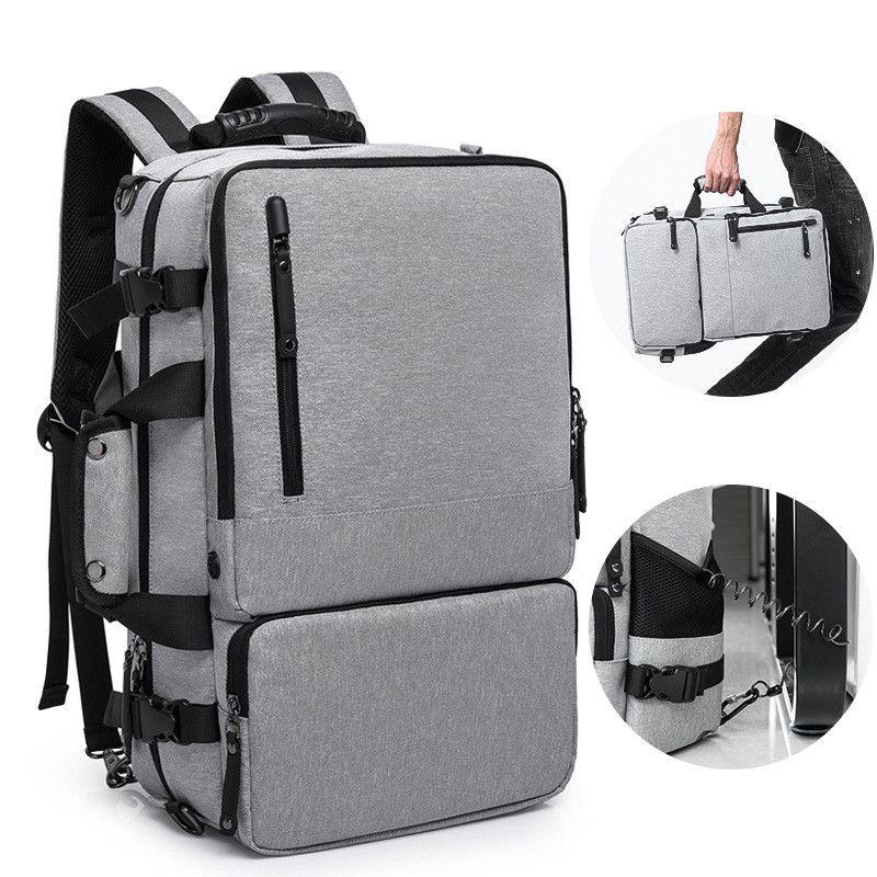Business Rucksack Für Männer 17 zoll Laptop Reisetasche Gepäck Neue Hohe Kapazität Anti-dieb Design Riesige Große Kapazität