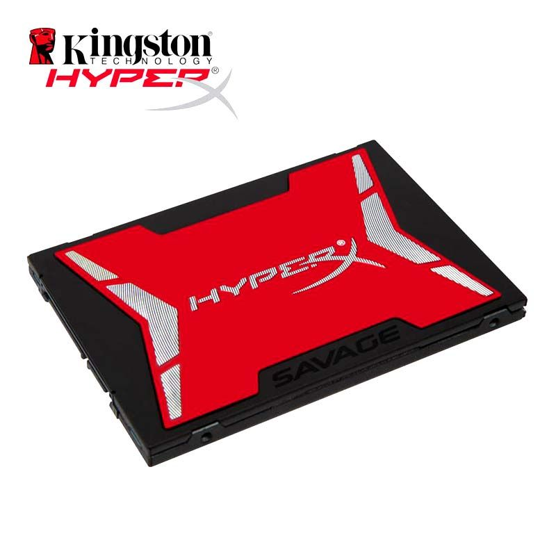 Kingston SSD 240 gb 480 gb Interne Solid State Drive 240G SATA III Gaming HDD HD SSD Festplatte HyperX Savag für Notebook Laptop