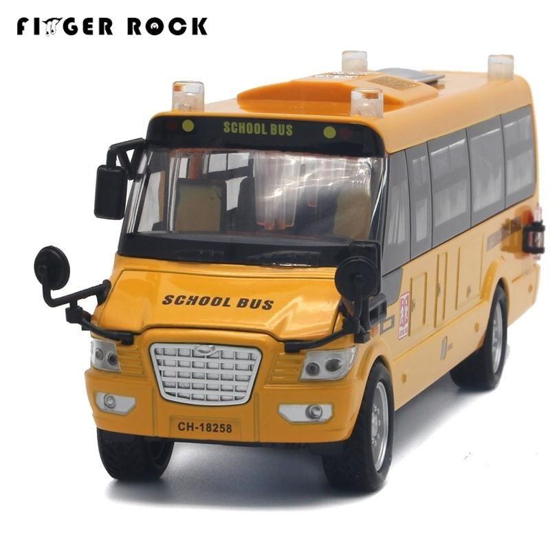 1:32 Весы большой Размеры Америка школьный автобус литья под давлением металла автомобилей задерживаете автомобили escala Обувь для мальчиков ...