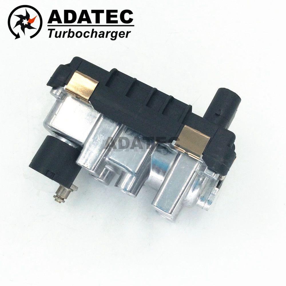 Garrett turbo Electric Actuator G-48 G-048 G48 turbocharger electronic wastegate 752406 Hella 6NW009206 turbine