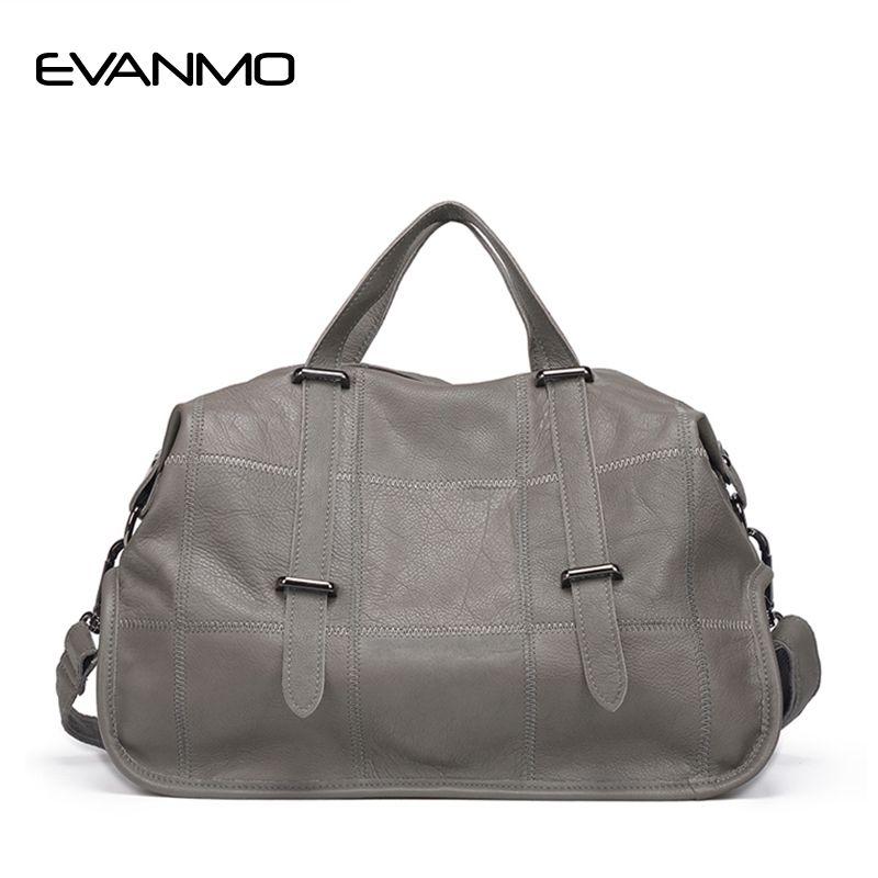 Lady Hobos Genuine Leather Women Top-handle Bag High-capacity Plaid Totes Famous Brand Classic Design Crossbody Bag Daily Bag