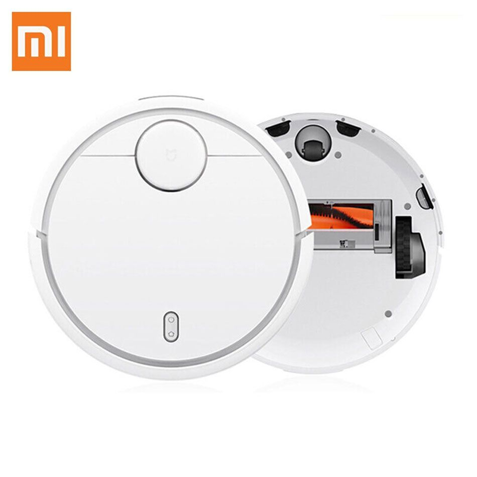 Xiaomi 1 Generation MIJIA Robot Vacuum Cleaner From Roborock, Robotic Suction and Sweeping with WIFI Remote Mobile Phone Control
