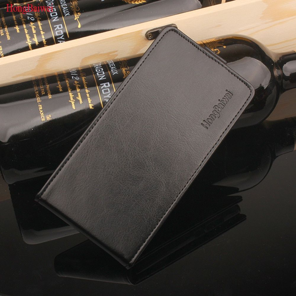 HongBaiwei Case For Xiaomi Mi 5s Cover 5.15inch Vertical Flip Leather Case Capa Phone Fundas For Xiaomi Mi 5s Back Cover Coque
