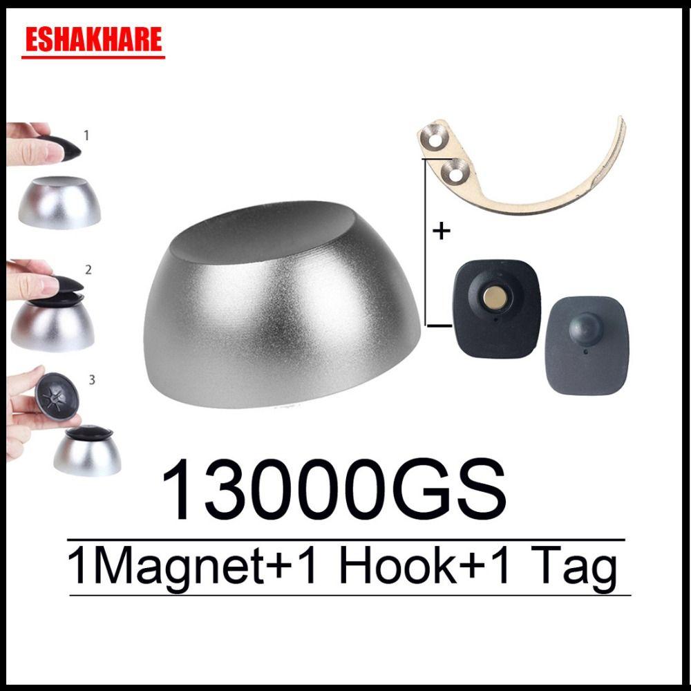 Détacheur magnétique universel de crochet de détacheur de clé de détacheur d'étiquette de sécurité du golf 13000GS pour le système RF8.2Mhz eas