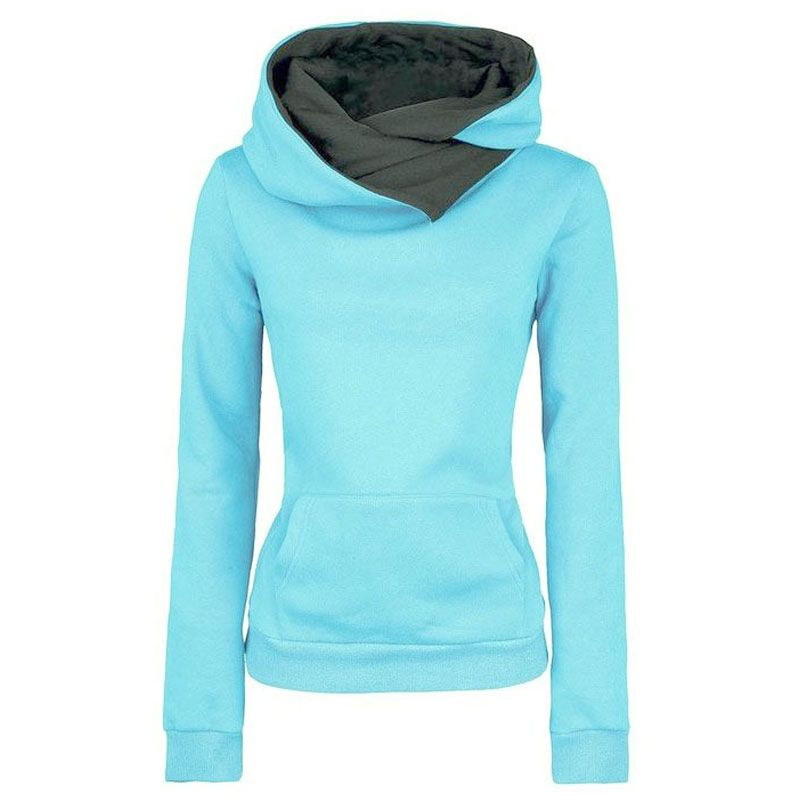 2018 Autumn Tracksuit for Women Long Sleeve Sweatshirts Casual Womens Sportwear Hooded Hoodies sudaderas <font><b>mujer</b></font> Pullovers Tops