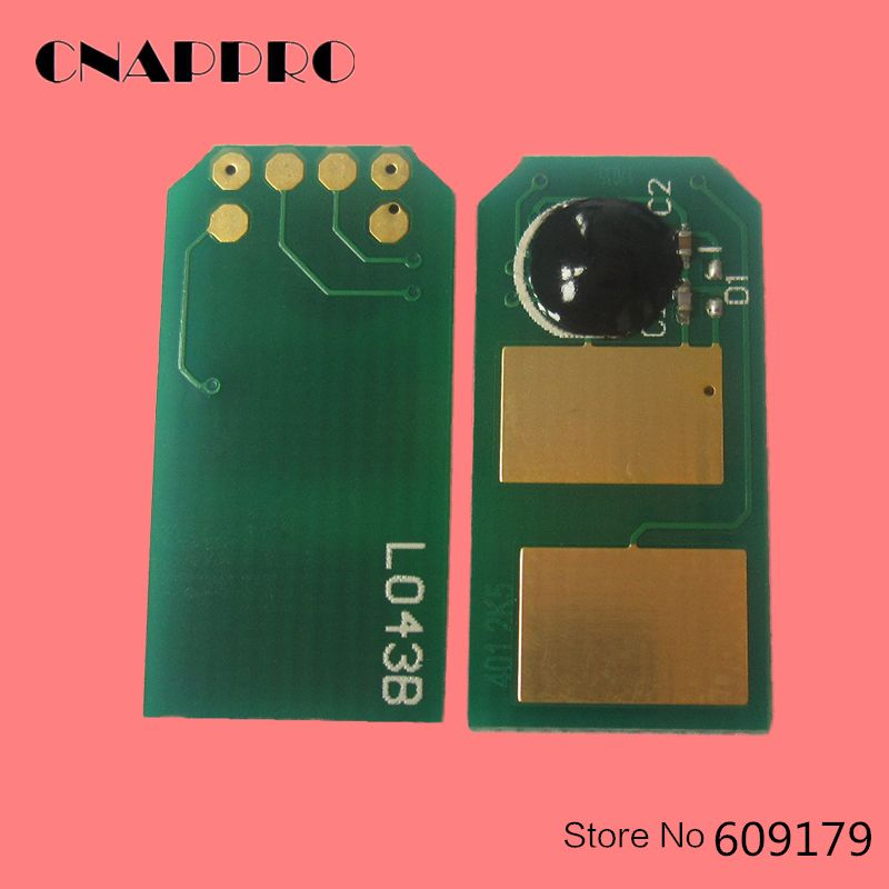 2PCS JP Version TNR-M4E1 4949443207040 Printer Toner Chip For OKI B431 Okidata B 431 411 B411 data Reset Cartridge chips