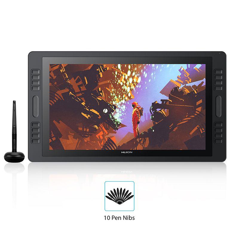 KAMVAS Pro 20 2019 Version 19.5 Zoll Stift Display Digitale Grafiken Zeichnung Tablet Monitor IPS HD Stift Tablet Monitor 8192 Ebenen