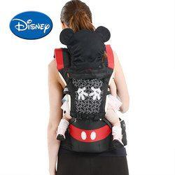 Disney transpirable multifuncional frontal bebé portador infantil bebé Sling mochila envoltura Disney Accesorios