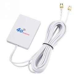 4g/3g WiFi Antenne 28dBi LTE Antenne Amplificateur de Signal 4g/3g Mobile Routeur WiFi antenne SMA/TS9/CRC9 Réseau À Large Bande Antenne