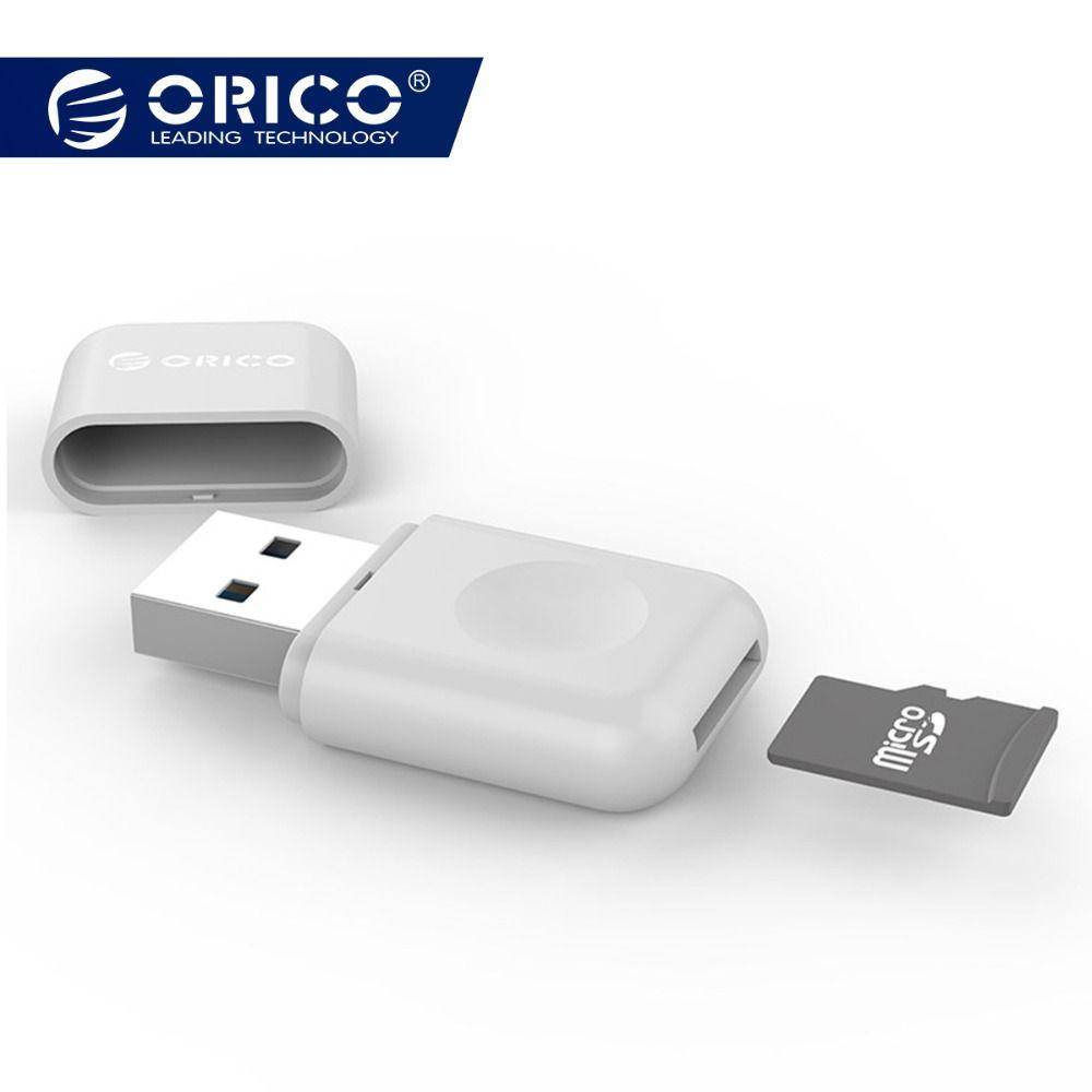 ORICO Universal Kartenleser Handy Tablet PC USB 3.0 5 Gbps für Micro TF Flash-Speicher Karte